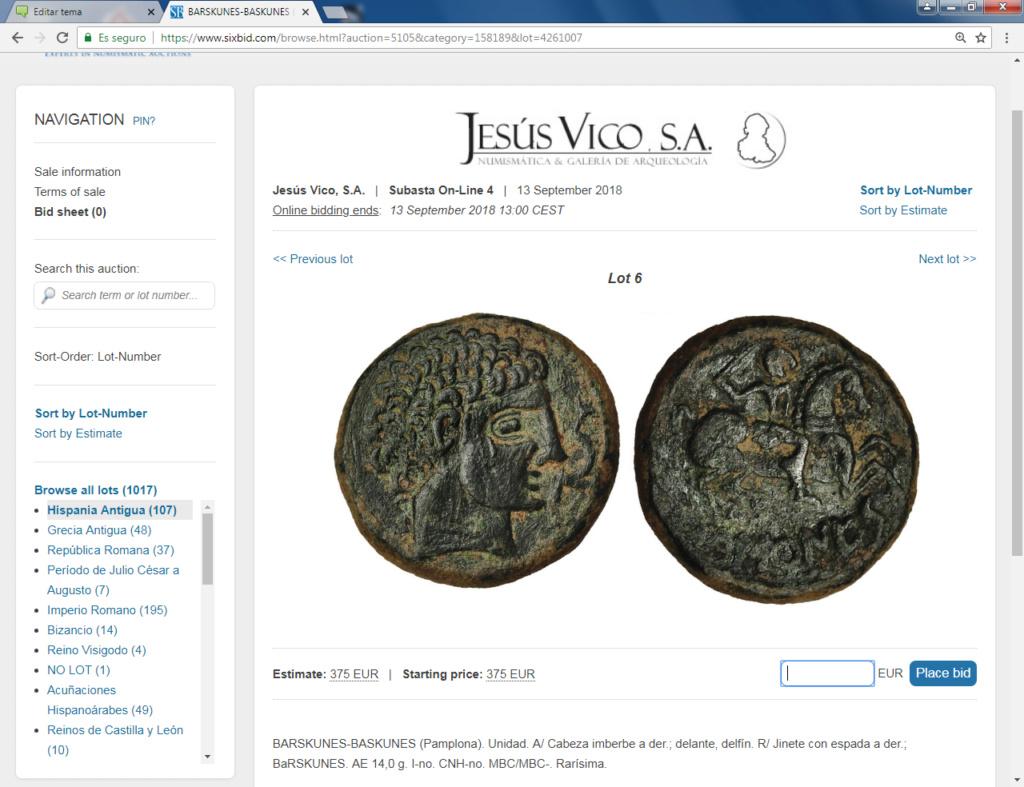 Subasta J.Vico on-line 13/9/18 Baskun11