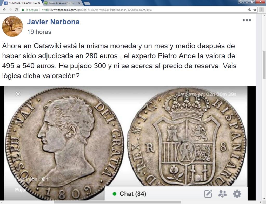 Catawiki :Áureo Nerón, dupondio Germánico, quinario Emerita, etc, etc Caca10