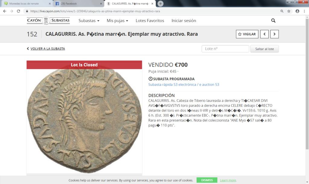 Monedas locas de remate Cala12