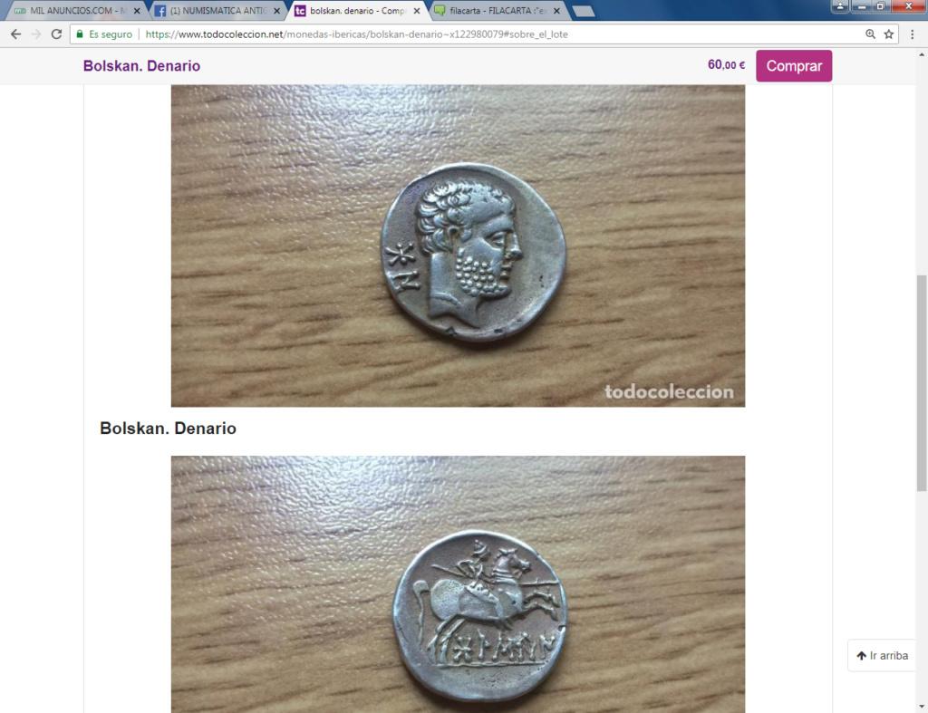 FILACARTA y su magnífica colección de denarios fundidos y bronces guarreados Filaca13