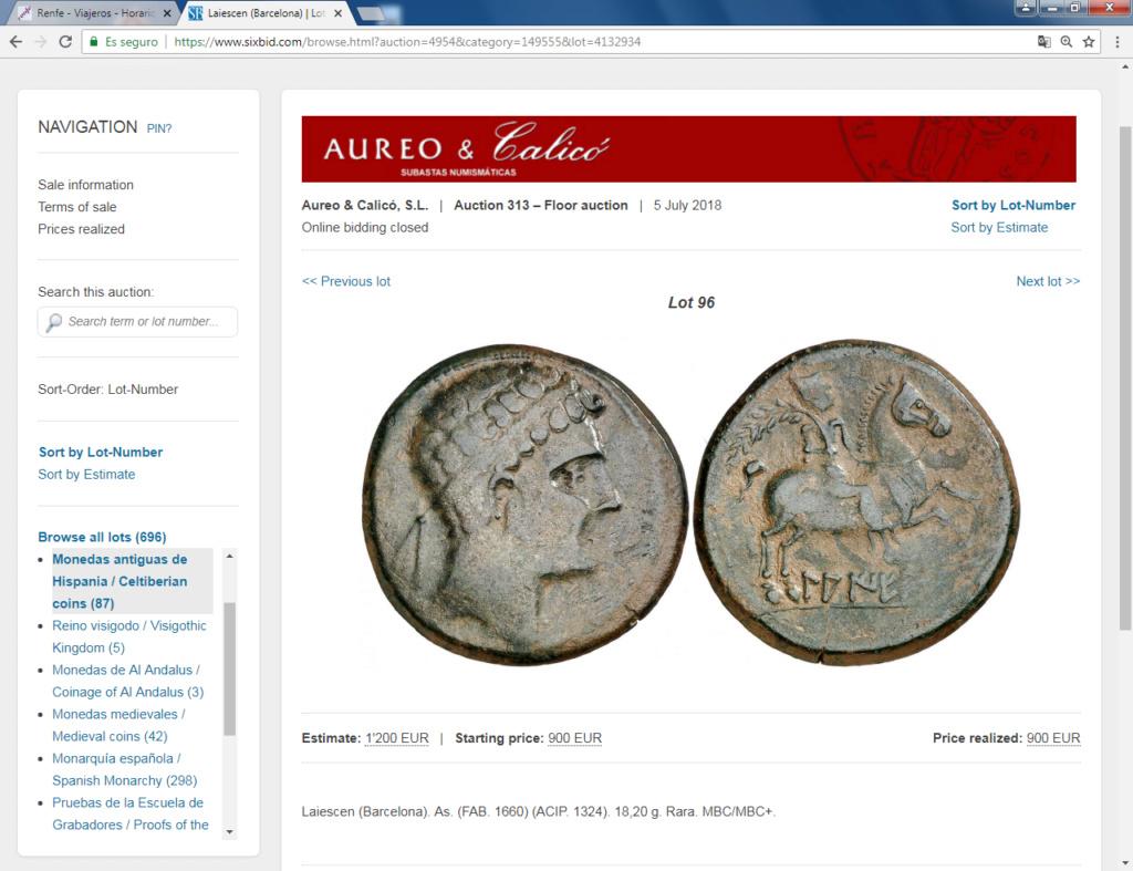 Monedas locas de remate Laiesk11