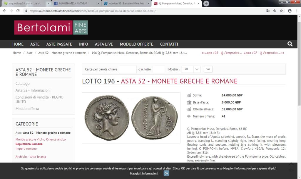 Monedas locas de remate Pompon12