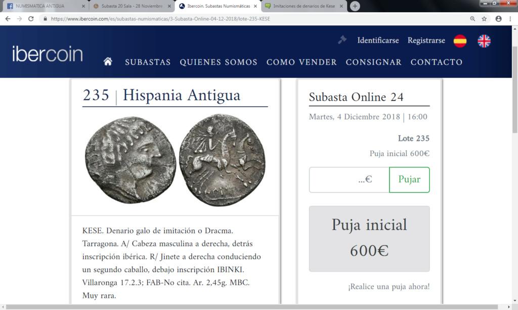 Imitaciones de denarios de Kese Santos10