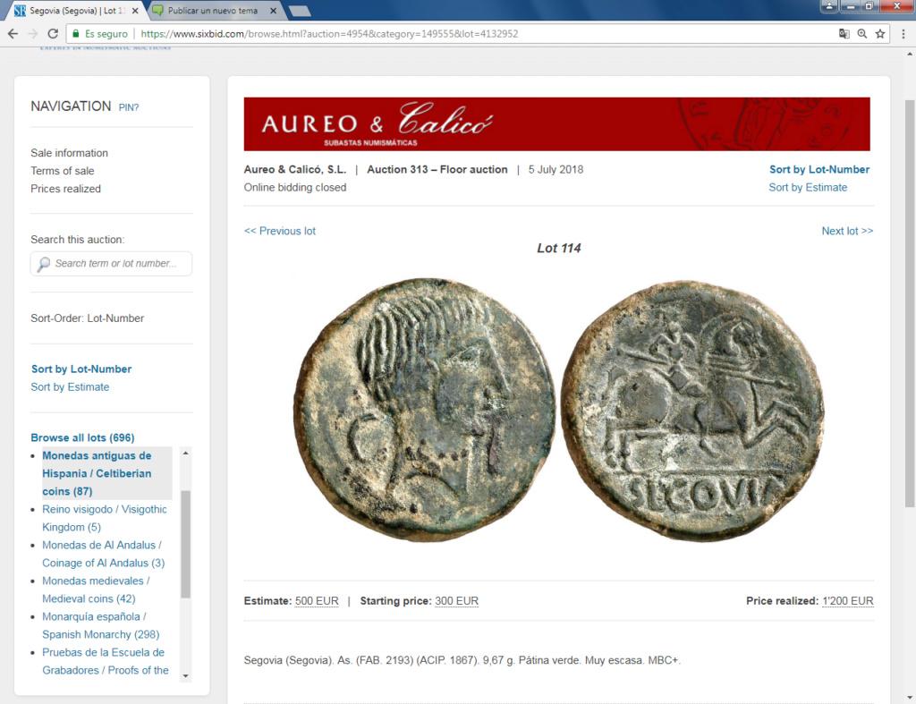 Monedas locas de remate Segovi10