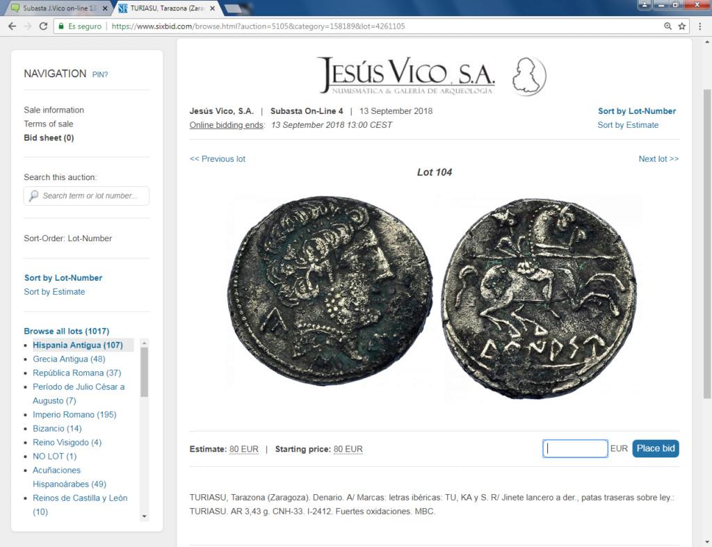 Subasta J.Vico on-line 13/9/18 Turias11
