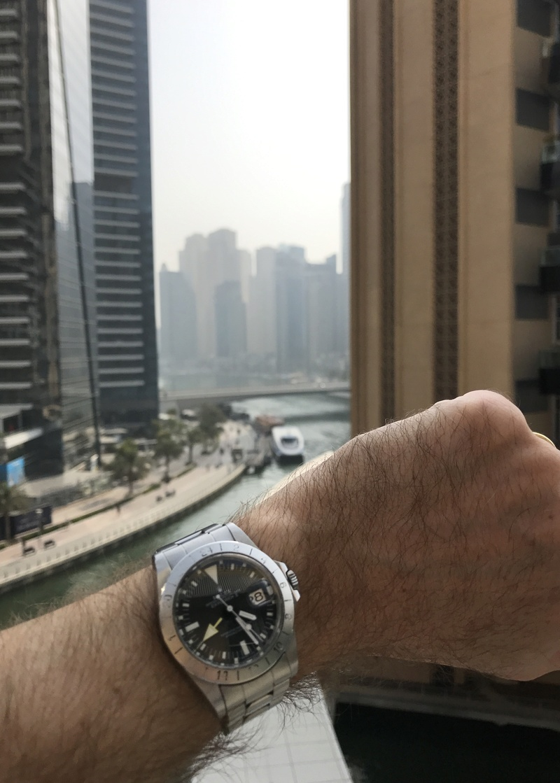 La montre du vendredi 28 Juillet 2017 - Page 2 Img_1019