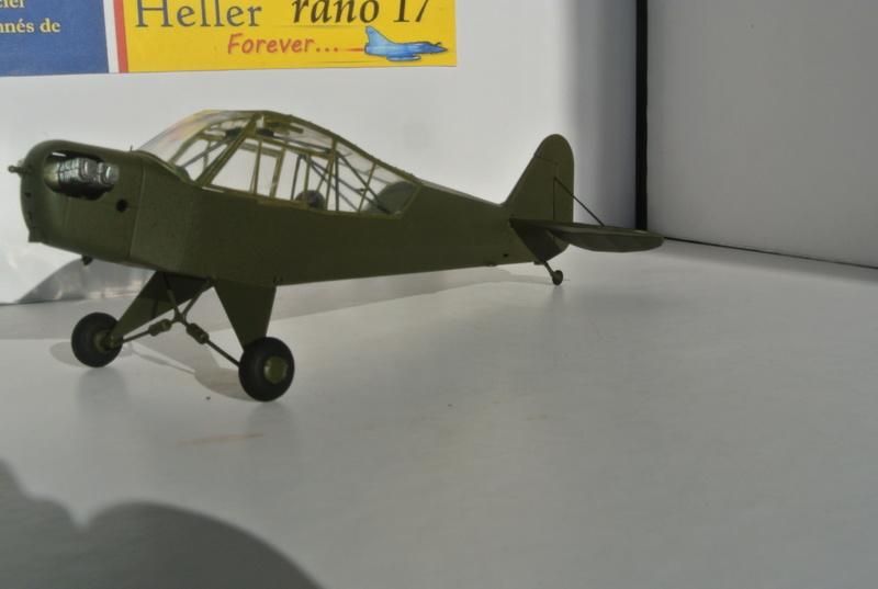 Piper Cub l-4 RAC 2E DB ( bronvo et déco JAPmodel ) 1/35 1012