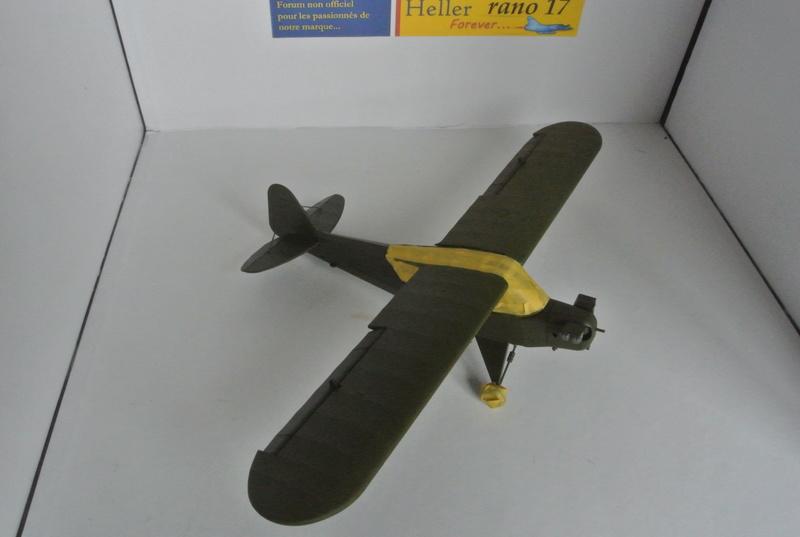 Piper Cub L-4 RAC 2E DB ( Bronco et déco JAPmodel ) 1/35 1210