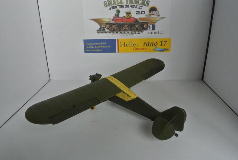 Piper Cub l-4 RAC 2E DB ( bronvo et déco JAPmodel ) 1/35 1312