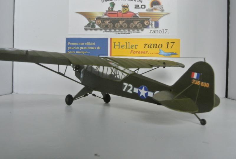 Piper Cub l-4 RAC 2E DB ( bronvo et déco JAPmodel ) 1/35 1810