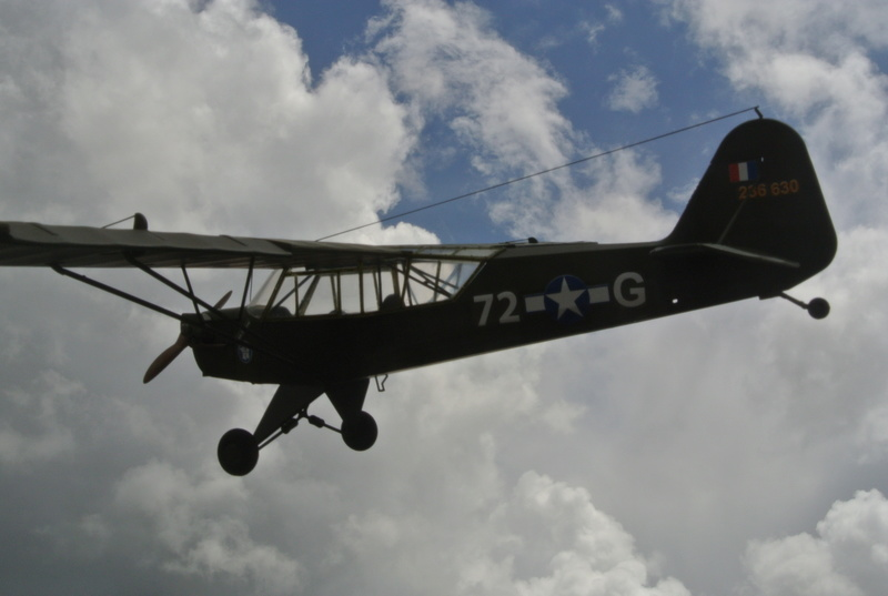 Piper Cub L-4 RAC 2E DB ( Bronco et déco JAPmodel ) 1/35 2110