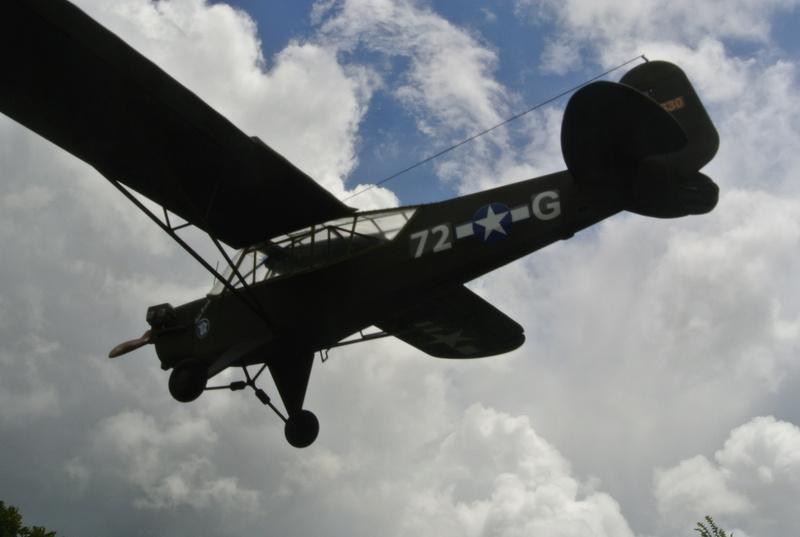 Piper Cub l-4 RAC 2E DB ( bronvo et déco JAPmodel ) 1/35 2210