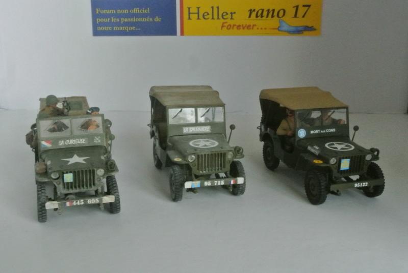 La Baleinière RBFM 2e DB , Jeep Italeri 1/35 et déco JAP Model  Dsc_3912