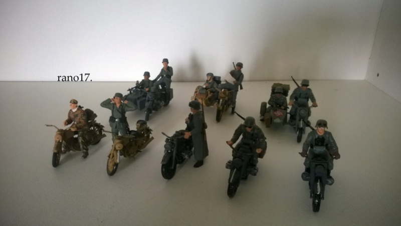 German bikers , 1/35  Wp_20110