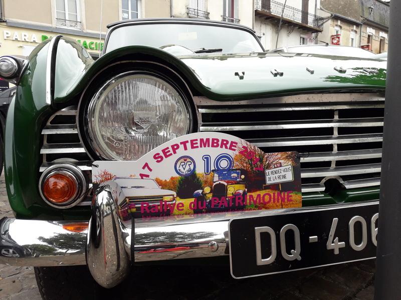 7ème Rallye du Rendez-Vous de la Reine le 17 septembre 2017 - Page 2 20170910