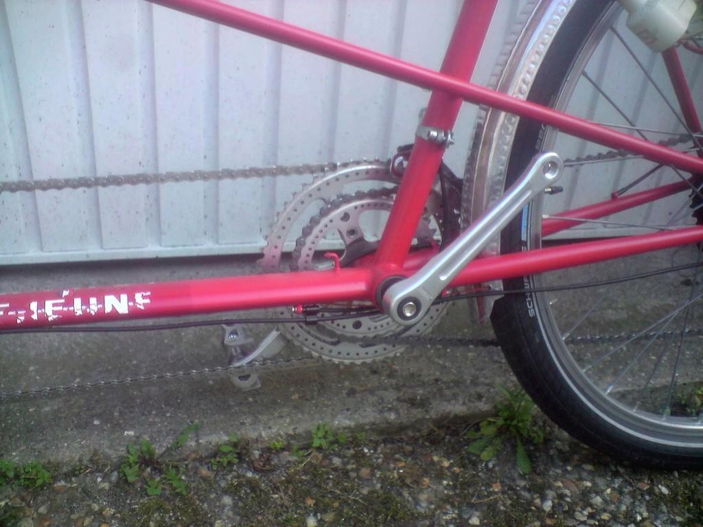 Franken Tandem P0707110
