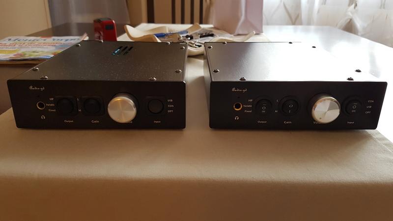 Nuovo ampli cuffia Audio gd NFB-11.28  20170610