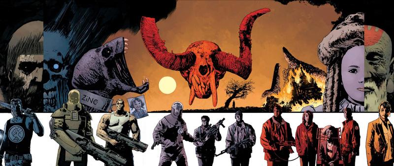 Hellboy (April 12, 2019) Bprd10