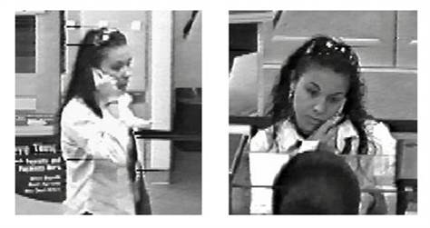Candice Rose Martinez, a.k.a. the Cell Phone Bandit Wx101110