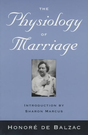 The Physiology of Marriage, Honoré de Balzac 29655510