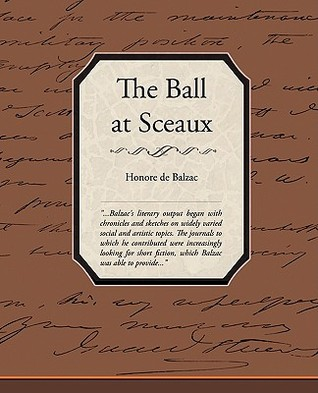 The Ball At Sceaux, Honoré de Balzac  77919110