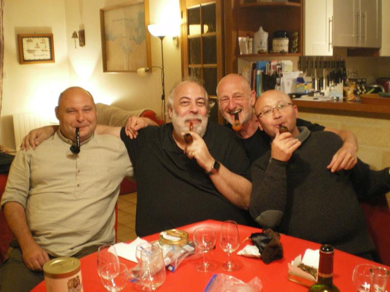 bonne rencontre pour le pipe club de cherbourg - Page 3 Imgp0912