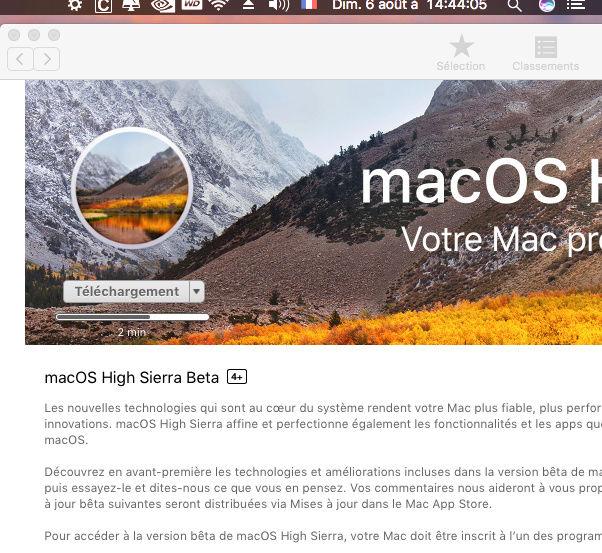 Create Install Media macOS High Sierra Captur19