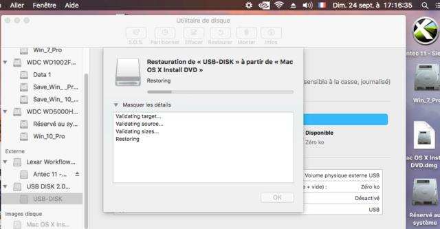 Dell Optiplex 790 macOS High Siera / (Fonctionne 10.6 A 10.13) - Page 5 Captur91
