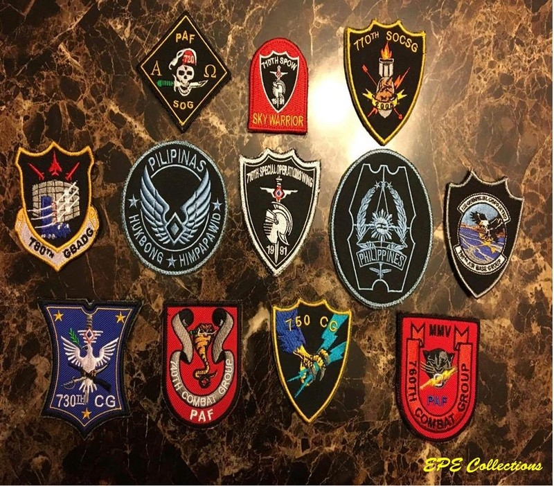 710th Special Operations Wing patches  710spo11