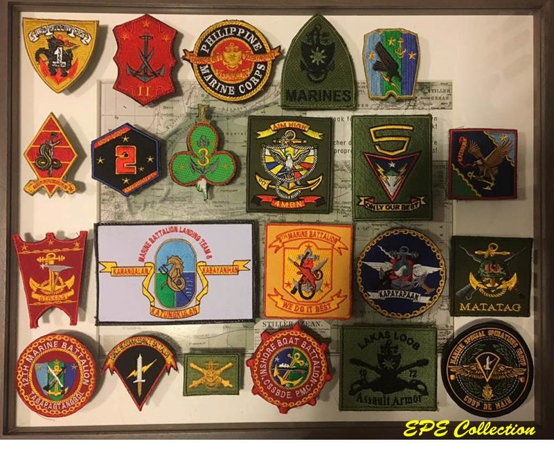 Philippine Marine Corps patches Pmc11