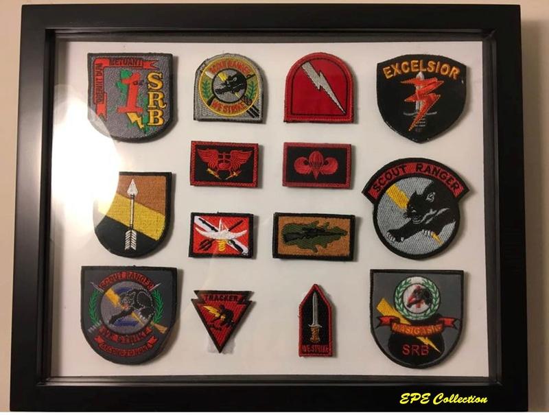 Scout Ranger Unit patches Complete Set Srb_co11