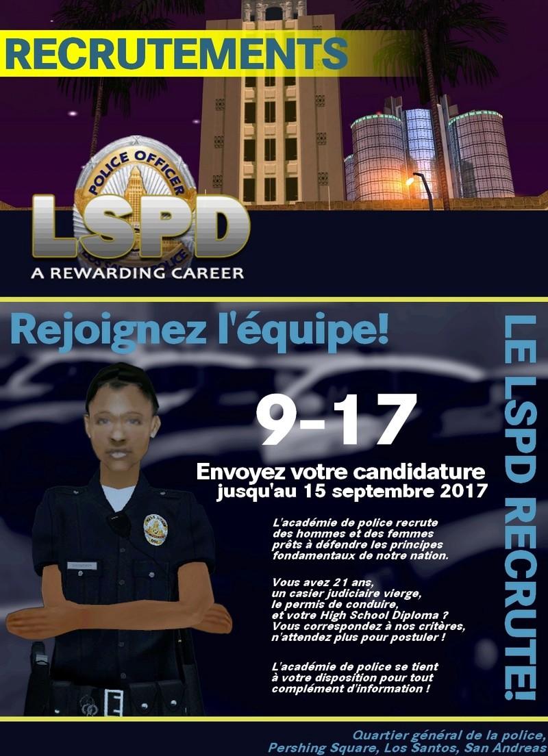 #LSPDHQ Ouverture de la session 9-17 9-17_e10