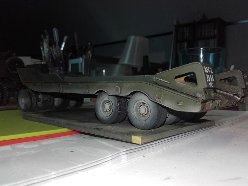 US M19 Tank Transporter MERIT 1/35 - Page 2 20170810