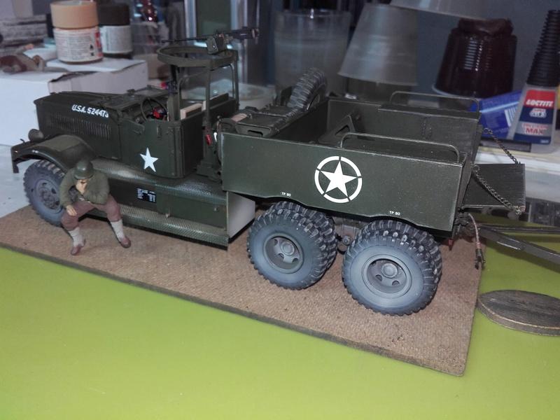 US M19 Tank Transporter MERIT 1/35 - Page 2 20170811