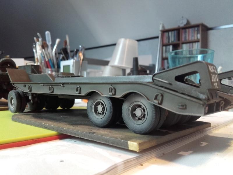 US M19 Tank Transporter MERIT 1/35 - Page 2 20170812