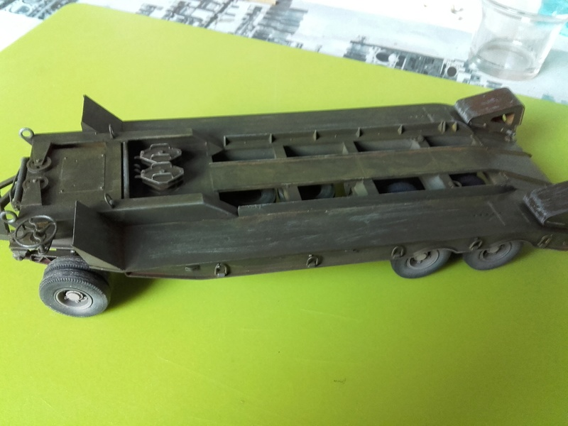 US M19 Tank Transporter MERIT 1/35 - Page 2 20170815
