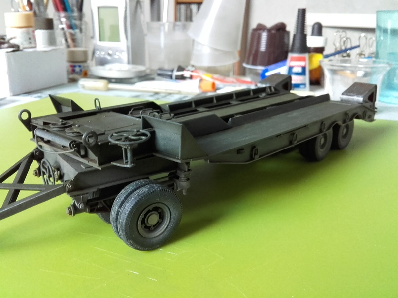 US M19 Tank Transporter MERIT 1/35 - Page 2 20170816