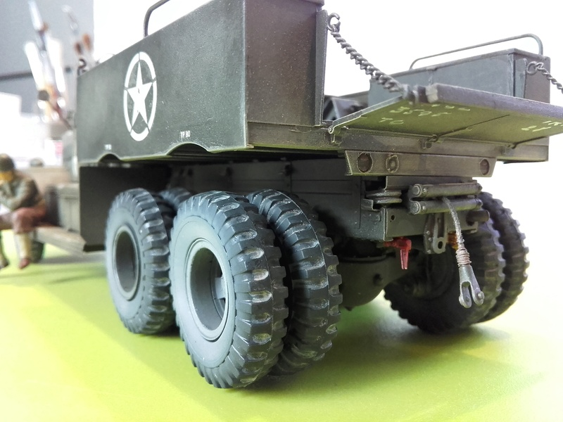 US M19 Tank Transporter MERIT 1/35 - Page 3 20170820