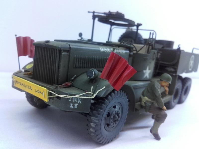 US M19 Tank Transporter MERIT 1/35 - Page 3 20170825