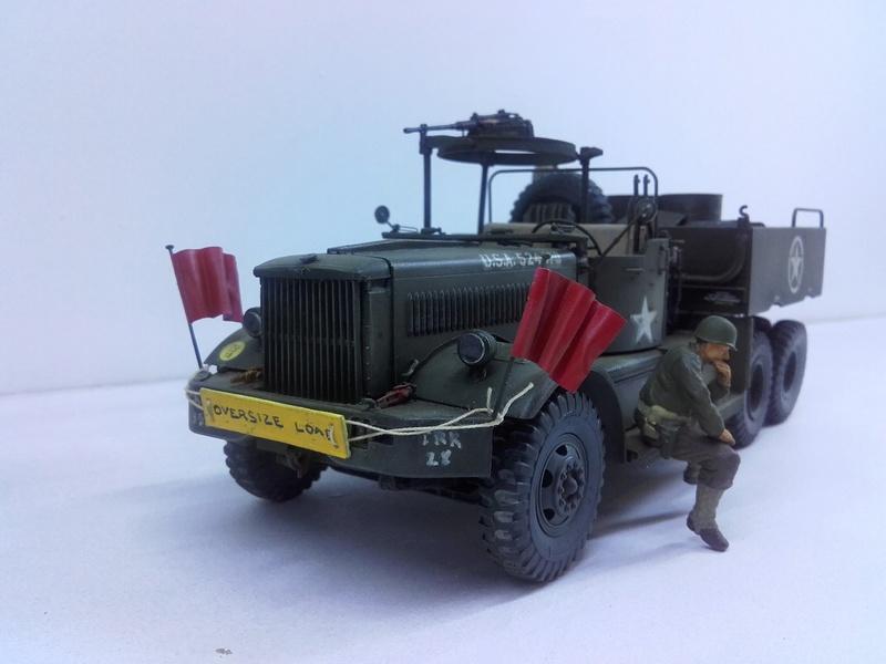 US M19 Tank Transporter MERIT 1/35 - Page 3 20170826