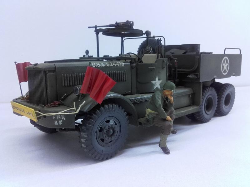 US M19 Tank Transporter MERIT 1/35 - Page 3 20170827