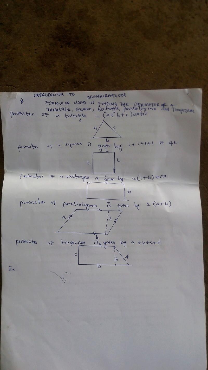 [MATHEMATICS] INTRODUCTION TO MENSURATION PART 1 Img_2015