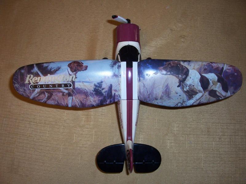 Remington's model airplane Rem_211