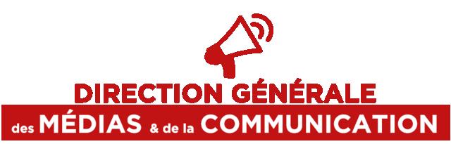 Direction Générale des Médias & de la Communication Rl1llb12