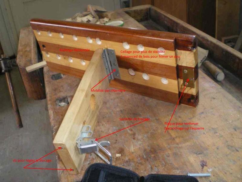 Améliorer le travail à  la toupie kity 627 Tov213