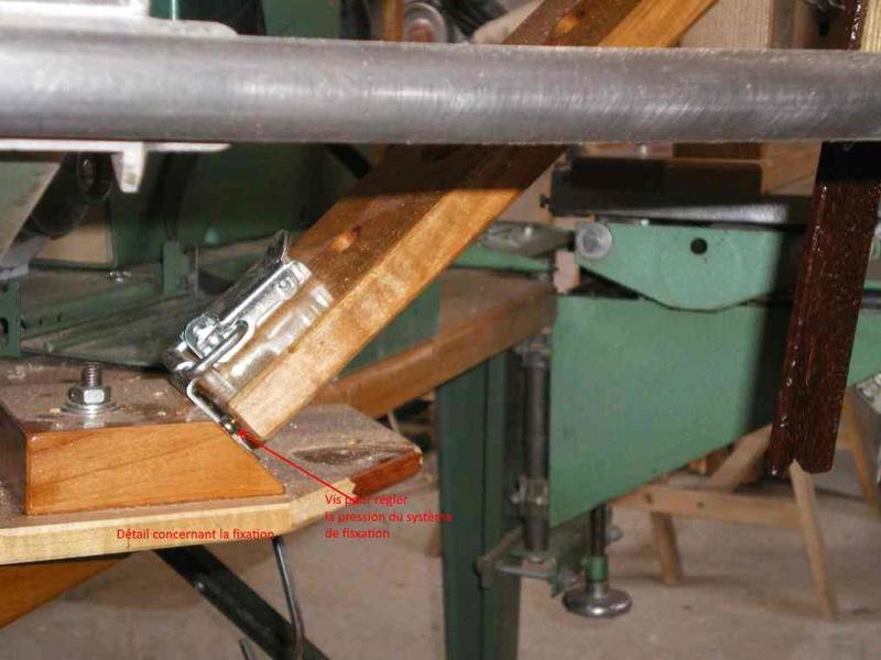 Améliorer le travail à  la toupie kity 627 Tov413