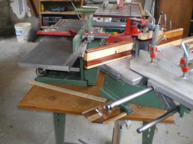 Améliorer le travail à  la toupie kity 627 Tov514