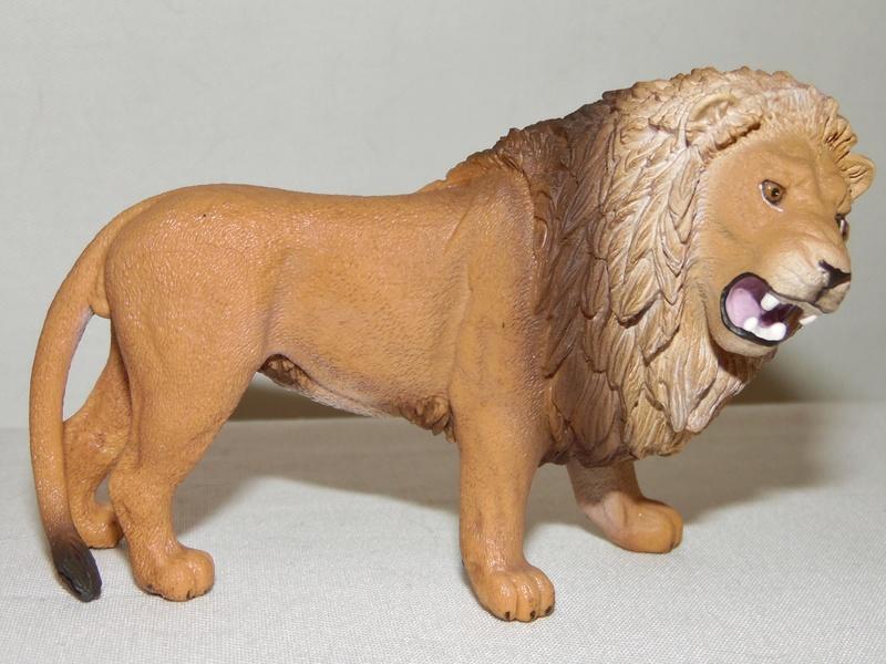 Rebooted Schleich Wildlife Collection(2015-present) Sam_4424
