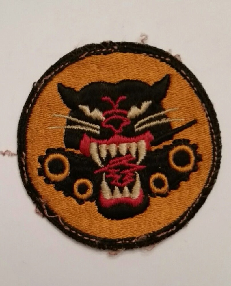 Patch Tank Destroyer US WWII S-l16010