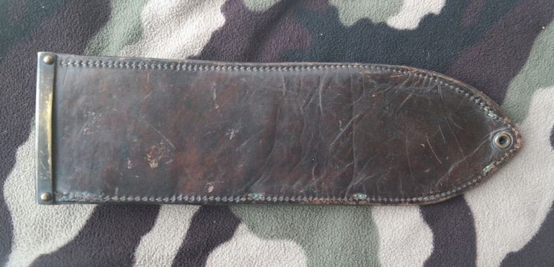 USMC médical corpsmen knife Sam_8920